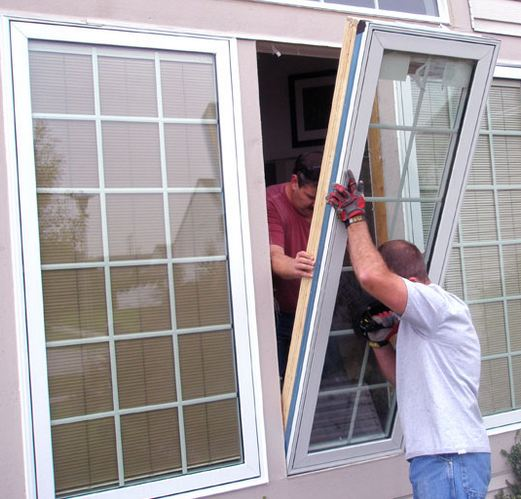 reliable window specialist replacing customers windows near Richwood New Jersey