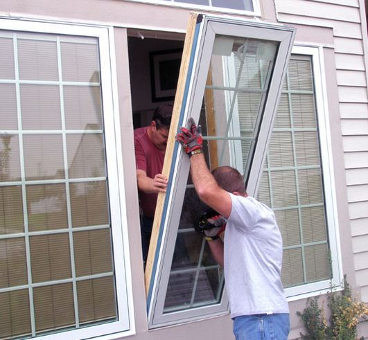 reliable window contractor replacing windows in Lansdale Pennsylvania