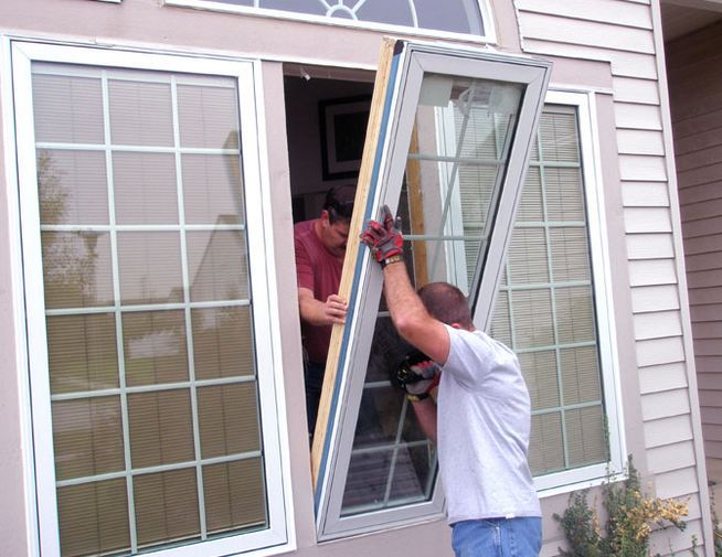 reliable window specialist replacing clients windows near Woodbury Heights New Jersey