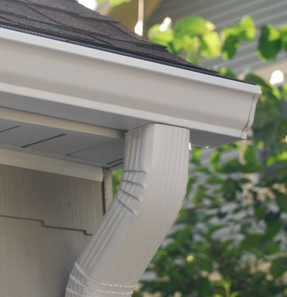 affordable gutter company replacing new gutter system near Gwynedd Valley Pennsylvania